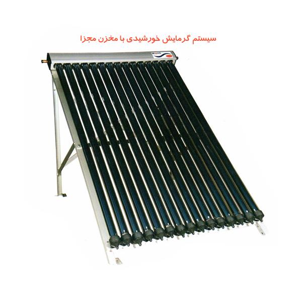 آبگرمکن خورشیدی سوپر هیت