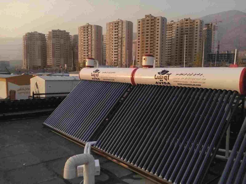 آبگرمکن خورشیدی هوشمند آویسا