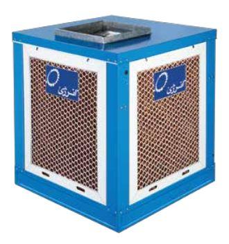 کولر آبی انرژی سلولزی بالازن