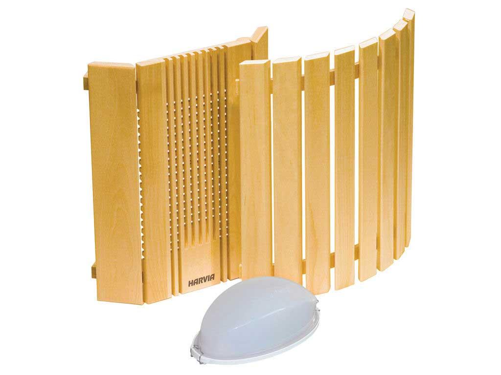 محافظ چراغ سونا harvia