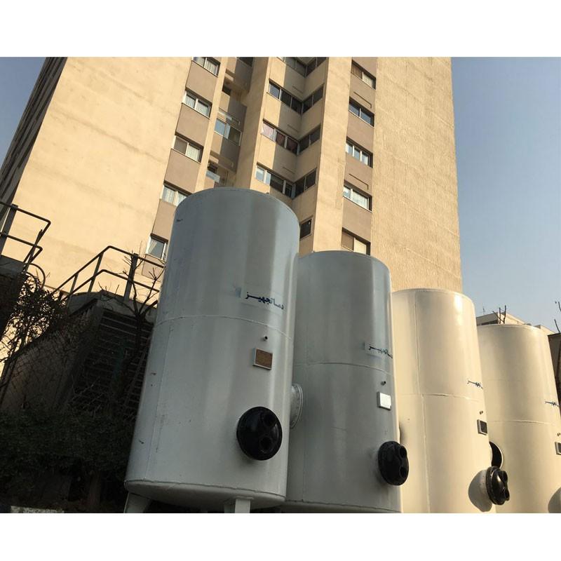 DamaTajhiz standing coil water heater