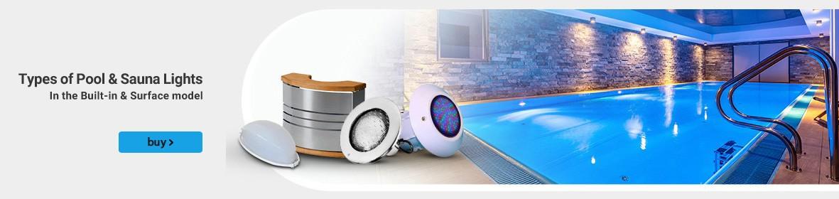 Pool & Sauna Lights