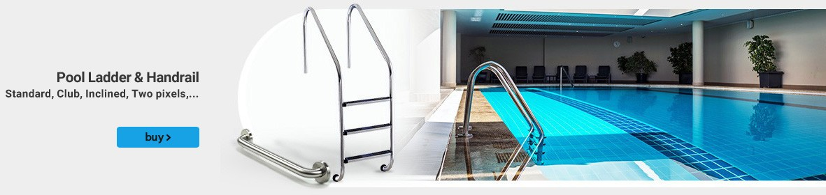 Pool Ladder & Handrail