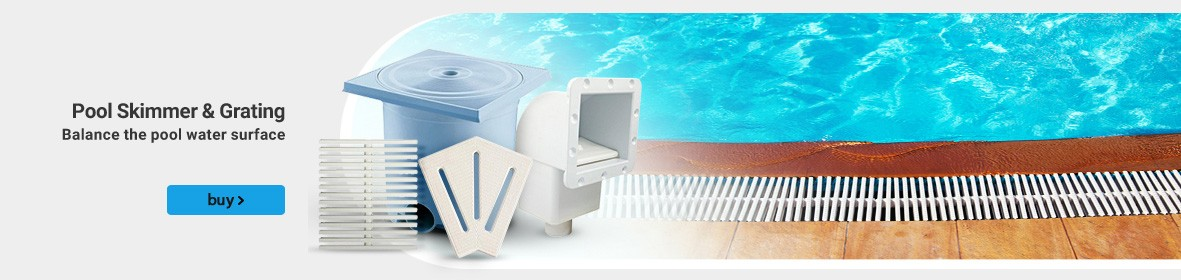 Pool Skimmer & Grating