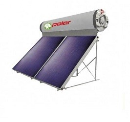آبگرمکن خورشیدی ترموسیون سولارپلار صفحه تخت