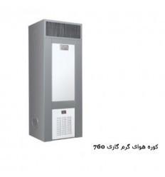 کوره هوای گرم گازی انرژی